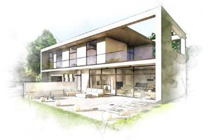 Diseño arquitectónico y visualización