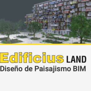 BIM software Edificius Land RTBIM